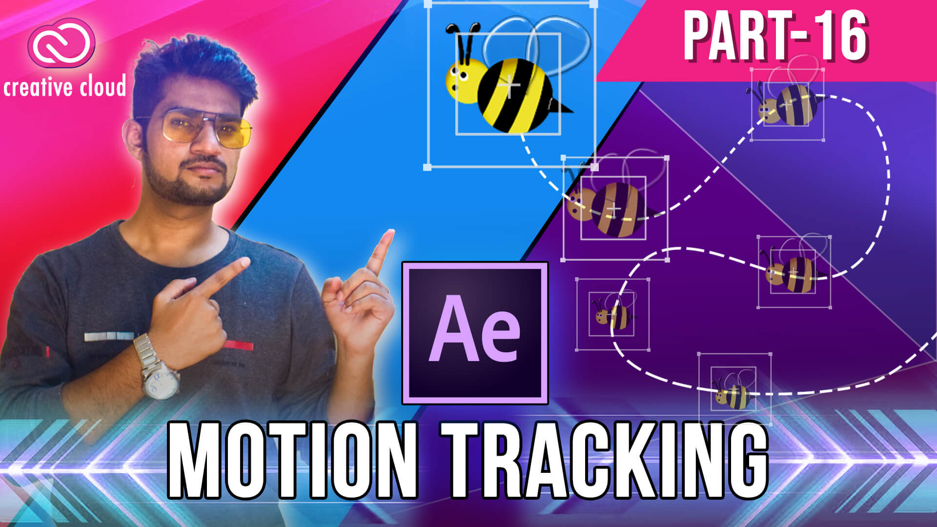 16 motion tracking