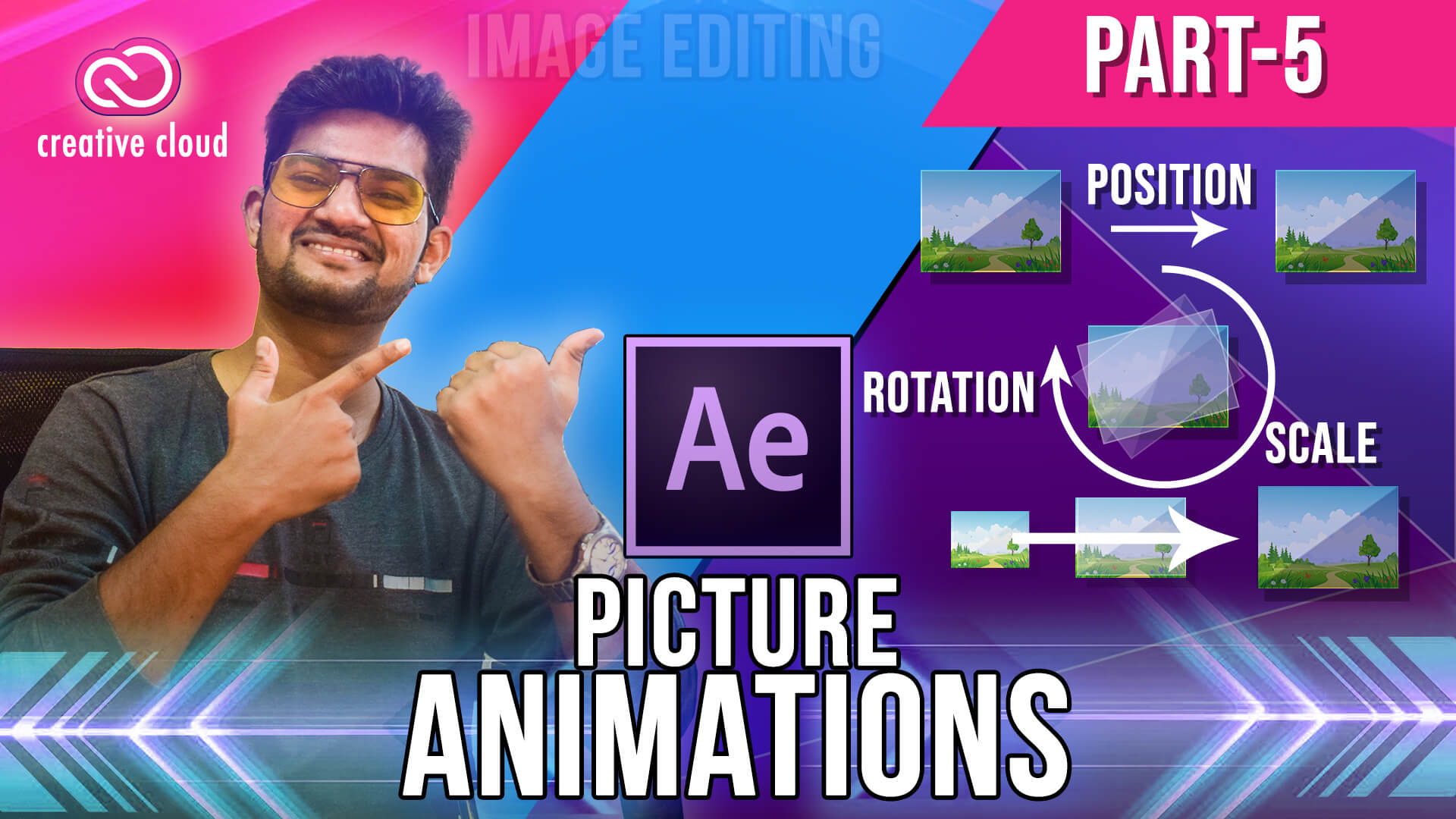 5 animating pictures